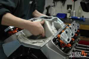 Formula 509 – Dart Builds A Big Block Chevy