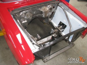 Video: Chassiswork&#8217;s g-Machine Chevy II Front Clip Install