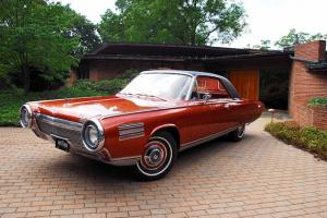 Muscle Cars You Should Know: '64 Chrysler Ghia Turbine Car