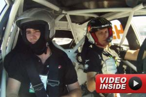 Video: A Ride Along with Ken Block at SEMA 2010