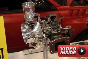 Garrett Adds Mid-Frame Turbos to GTX-R Line