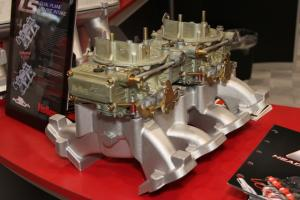 Holley Builds Some Serious LS Intakes