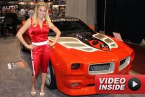 Lingenfelter TA – 655 HP With Classic Trans Am Looks