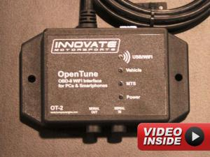 Innovate OT-2: Wireless OBDII Monitor on your iPhone