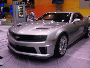 It's Officially Official: Camaro Z/28 Returns In 2012