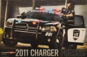 2011 Dodge Charger Police Pursuit Vehicle Contest