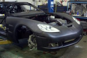 BLU808 Performance Engineering's C6 Drift Car Project