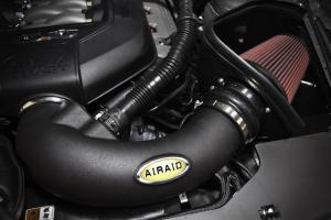 Airaid MXP Intake Adds Easy Power to our 2011 GT