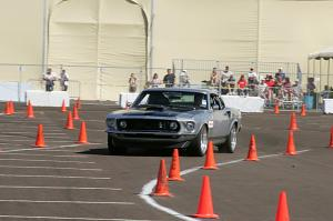 RideTech Wins the Vendor Class at Scottsdale GoodGuys Autocross