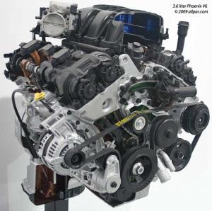 New Chrysler Powertrains to Focus on Increased Fuel Economy