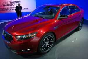 New York Auto Show: 2013 Ford Taurus – New Looks, New Engine