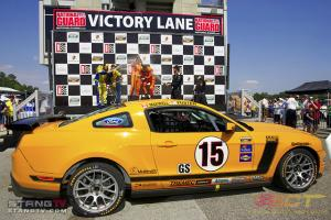BOSS 302R Takes First Win – Barber 200 Race Recap