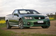 2011 Holden Commodore VE Series II SSV Ute