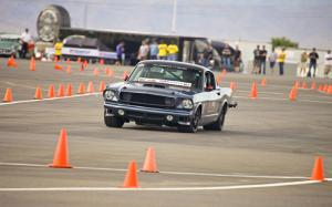 Video: Ring Brothers' Mustang Tests AFCO's Pro Touring Elite Shocks