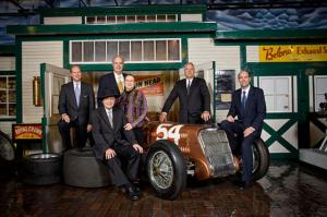 The Family Phenomenon, Speedway Motors Joins powerTV