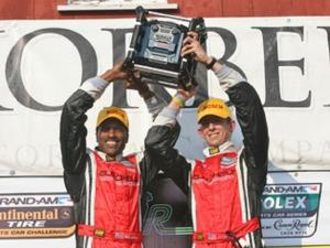 Camaros Take 1st and 2nd Place at Grand Am VIR