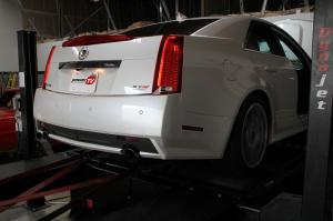 CTS-V Airflow Upgrade with Corsa and AIRAID – Fast with Class!