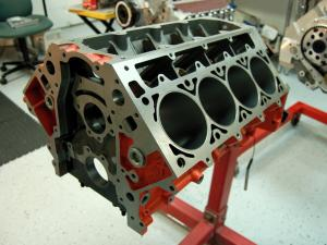 388 LSX Race Engine Build: Block Prep