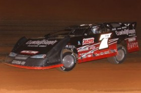 Landers Sets 14.922 Track Record for Dirt Late Model Dream at Eldora