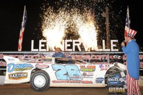 "Jimmy Mars Takes Home Second ""Firecracker 100″ Victory"