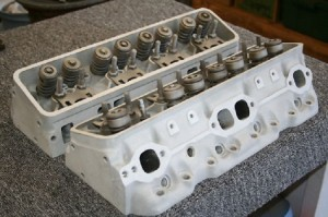 History Of The Small Block Chevrolet OHV Cylinder Head