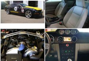 Craiglist Find: 2005 Shelby Terligua Racing Team V6 Performance Pack