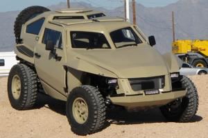 Crowd-Sourced LS3-Powered Fighting Vehicle Gets DARPA Approval
