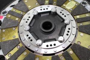 Centerforce DYAD 1300 lb/ft Capable Twin Disc Clutch S197 Install