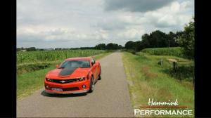 Video: The Hennessey HPE650 Camaro Experience, Euro-Style