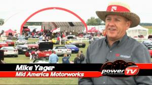 Video: powerTV's Corvette Funfest 2011 Highlights with Mike Yager