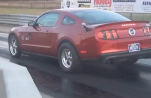 Video: Edelbrock E-Force Supercharged 2012 Mustang GT Runs 10s