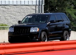 Hump Day Holeshot: 1,100HP Jeep Grand Cherokee SRT8 Runs 9's