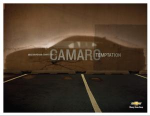 Get Your Hands on the New 2012 Camaro Brochure