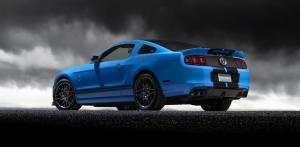 2013 Shelby GT500 Debuts 650HP and 5.8 Liters; Most Powerful OEM V8