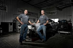 Ring Brothers Awarded Goodguys Trendsetter Award 2011
