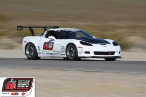 Danny Popp Drives Z06 to Victory at Optima Challenge
