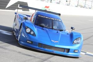 Video: 2012 Corvette Daytona Prototype Debuts At Daytona Speedway