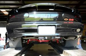 Video: Twin Turbo Fourth-Gen Camaro Does Nearly 800 HP To The Wheels