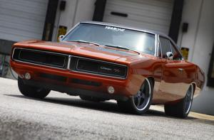 "Video: YearOne's Blown HEMI ""Big Time"" '69 Charger Makes It Big"