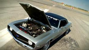 Video: Art Morrison's LS-Powered '69 Camaro at The Nitto Challenge