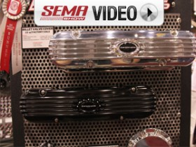 SEMA 2011: Billet Specialties Brings Traditional Looks To LS Engines