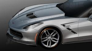 Jalopnik Unveils Their C7 Rendering