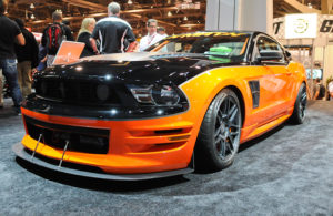 "SEMA 2011: MRT Performance Race-Inspired ""TKO"" 2012 V6 Mustang"