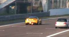 Video: Corvette ZR1 Shows Italy Why America Rules…