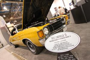 SEMA 2011: JH Restorations and Customs '72 Chevelle 454 SS