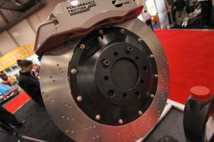 SEMA 2011: Performance Friction's Revamped Aftermarket Brake Systems