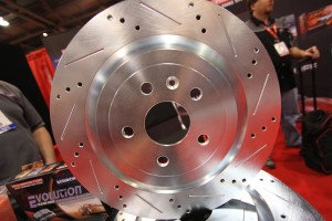 SEMA 2011: Powerstop Brakes Extreme Truck And Tow Brake Kit