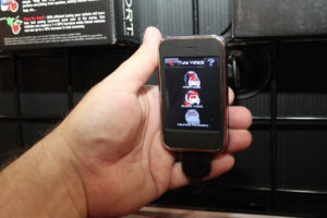 SEMA 2011: DiabloSport inTune and Trinity Touch Screen Programmer