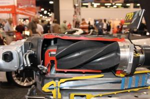 SEMA 2011: Supercharged Late Model Performance From SLP