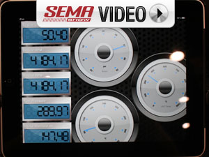 SEMA 2011: SCT's iTSX Brings Tuning to Apple Devices